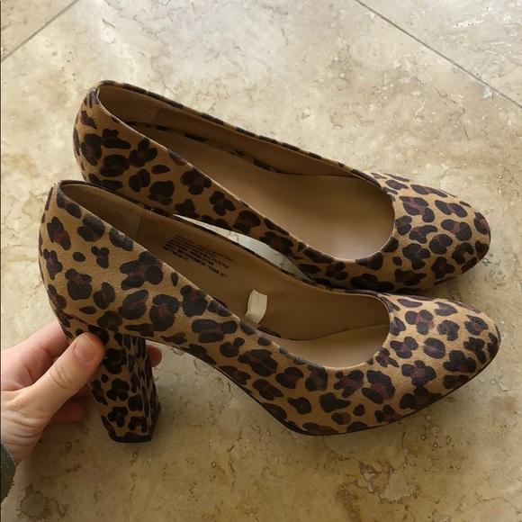Merona Shoes   Target Cheetah Print